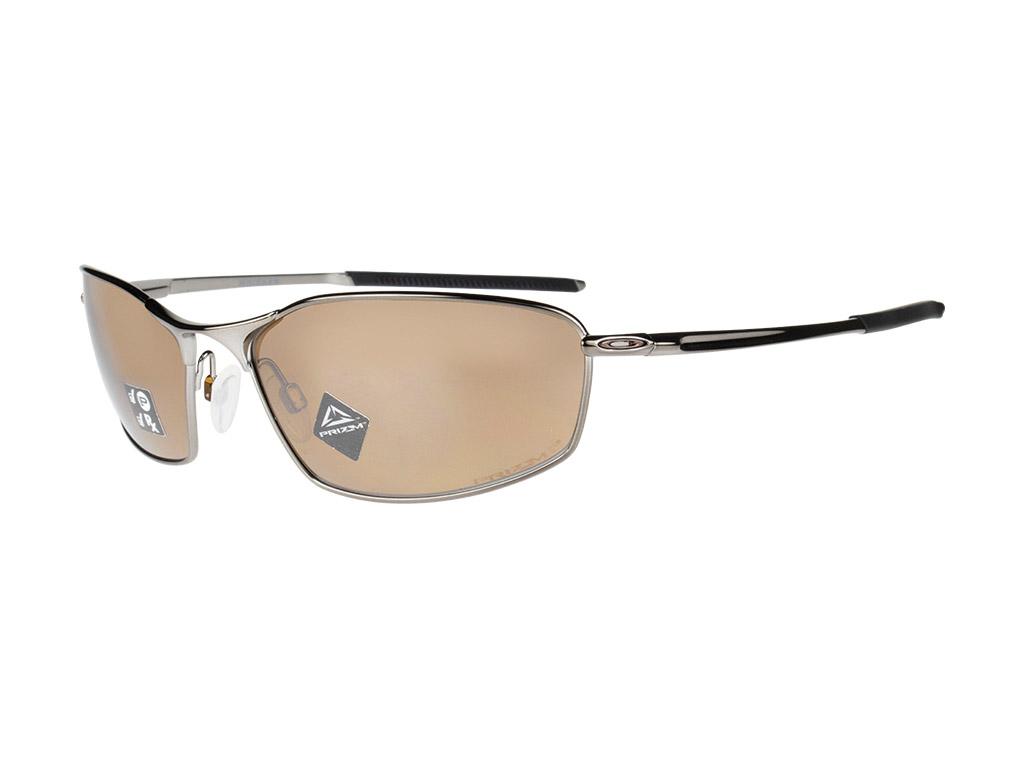 Oakley Whisker OO4141-05 Tungsten/Prizm Tungsten Polarised