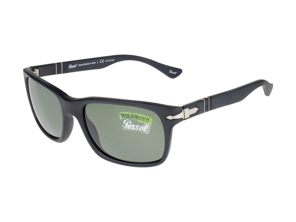 Persol PO3048S 9000/58 58 Black Polarised