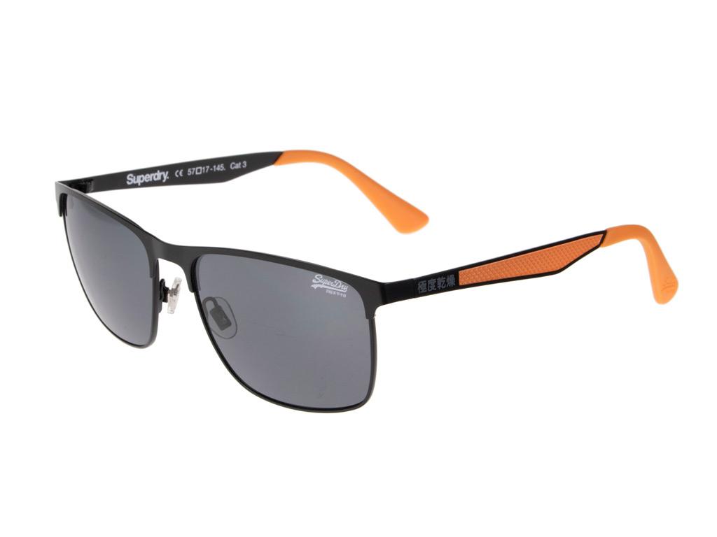 Superdry Ace 025 Black and Orange