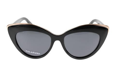 Le Specs Beautiful Stranger Black Polarised