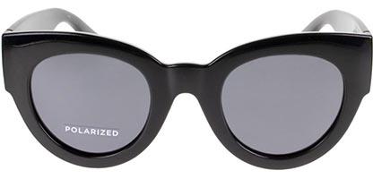 Le Specs Matriarch Black Polarised