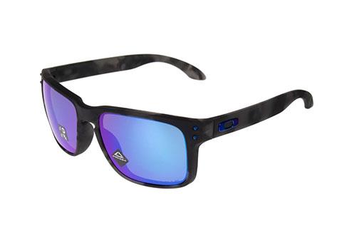 Oakley Holbrook OO9102-G7 Prizm Sapphire Polarised