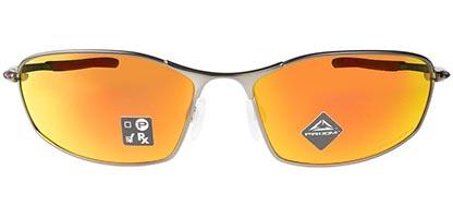 Oakley Whisker OO4141-02 Matte Gunmetal/Prizm Ruby