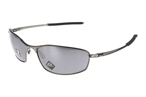 Oakley Whisker OO4141-01 Carbon Prizm Black