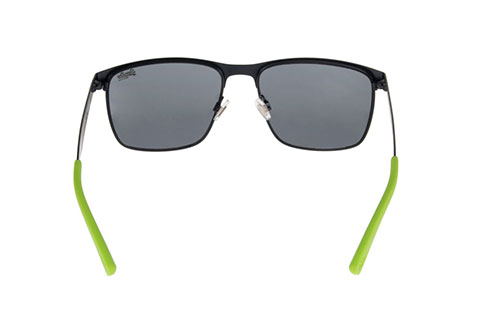 Superdry Ace 006 Black and Green