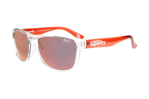 Superdry Rock Star 186 Crystal and Red Crystal