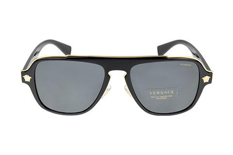 Versace Medusa Charm VE2199 1002/81 Black Polarised